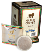 Marley Coffee Simmer Down Decaf Coffee Pods